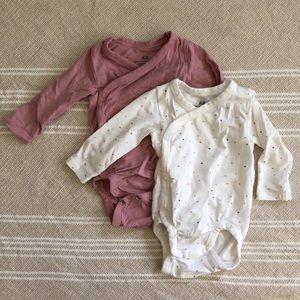 2 Pack H&M Bodysuits